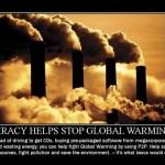 Piraterie ist gut gegen die Erderwärmung