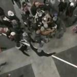Swisscom's Olympia-Flashmob
