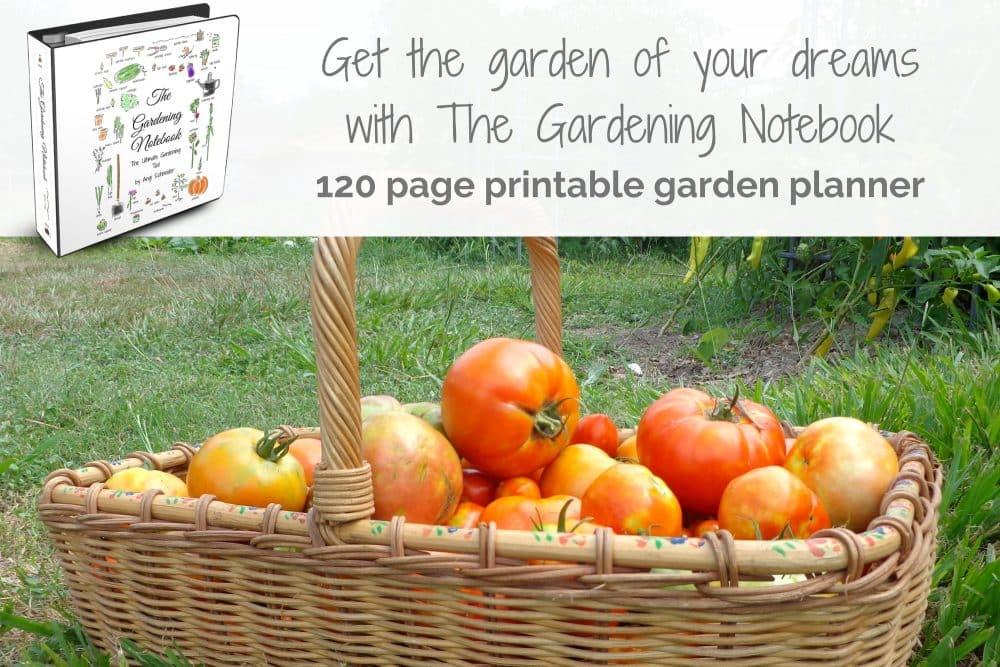 The Gardening Notebook