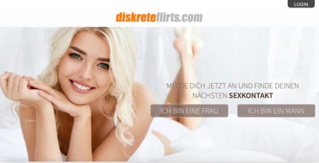 Diskreteflirts privater Sextreff