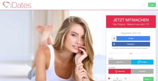 idates sextreffen mit frauen