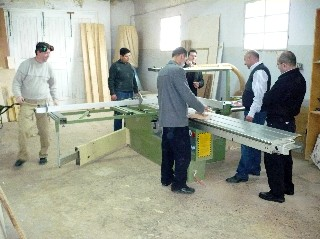 Woodworking Machines & Safety Course