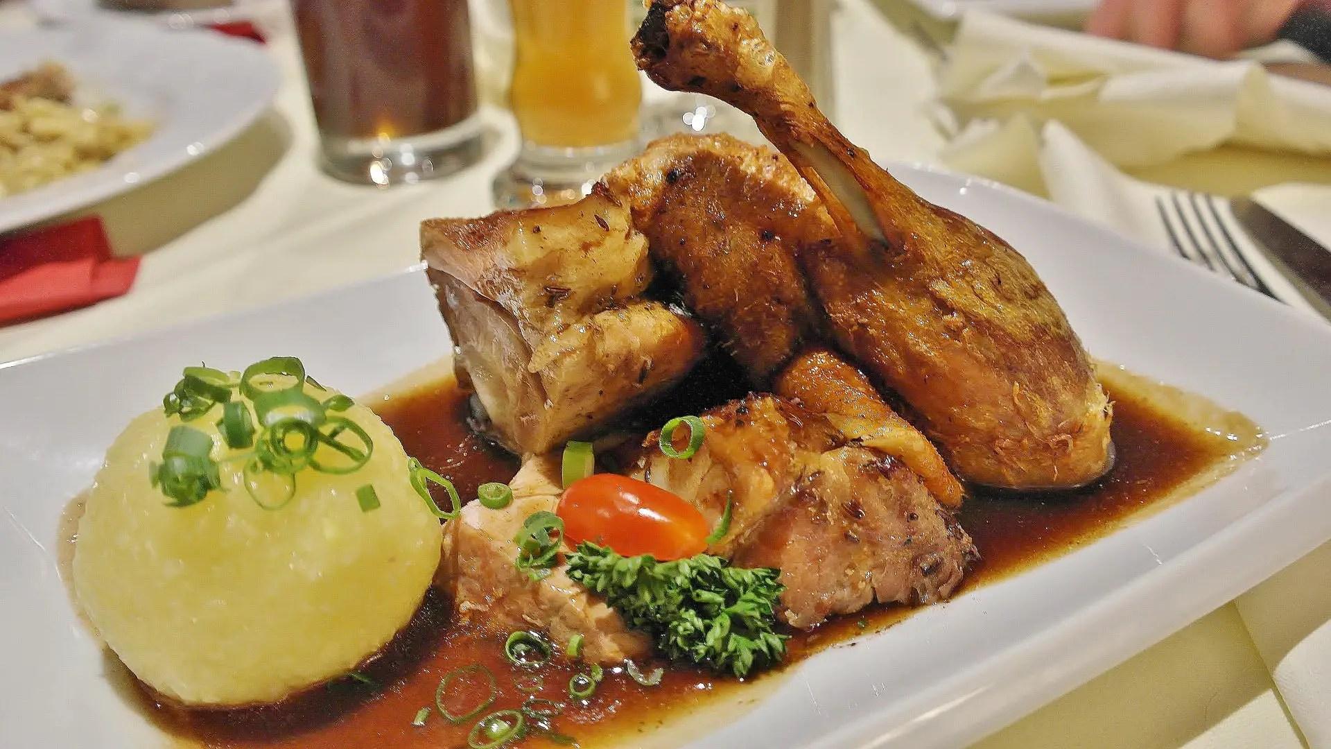 Entenbraten – einfaches Enten-Rezept