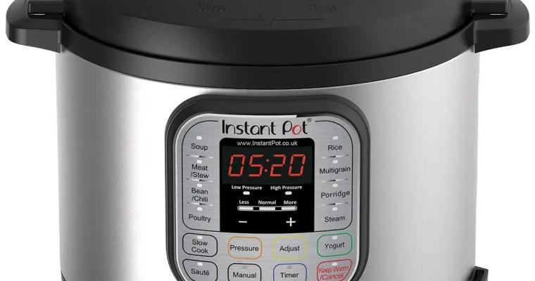 Der Instant Pot IP-DUO60
