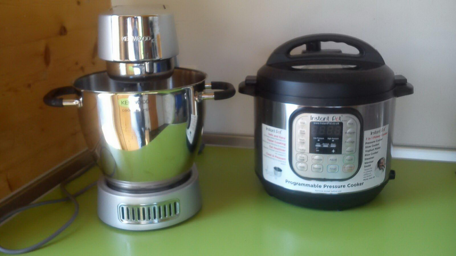 Der Instant Pot – eine neue Ära auf Schnellkochtopf-Rezept.de