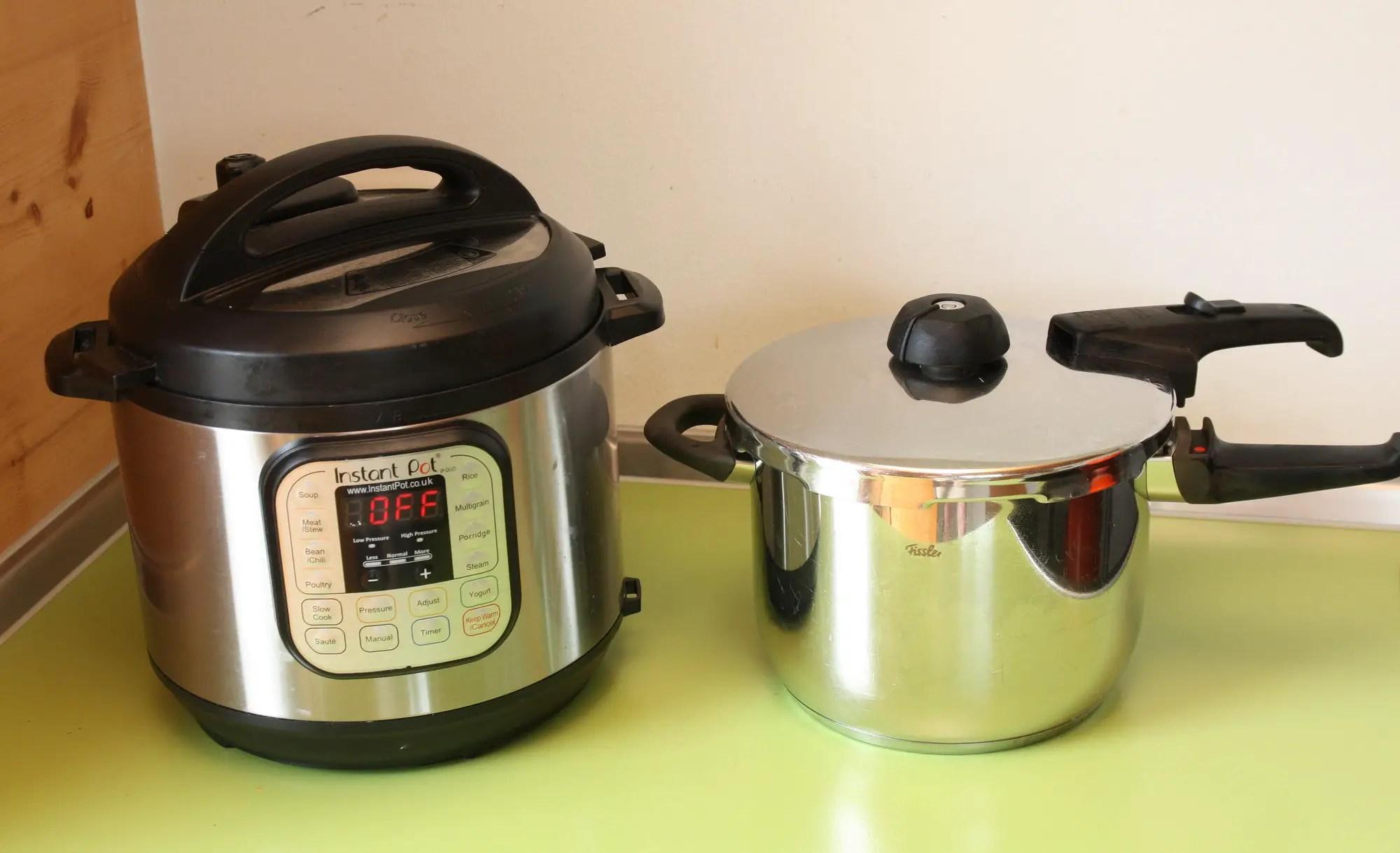 Beratung: Schnellkochtopf kaufen. – Wie groß muss ein Schnellkochtopf sein?