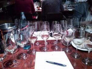 Wurzelwerk Wein