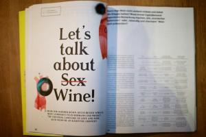 Schluck das anstößige Weinmagazin
