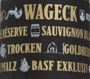 Sauvignon Blanc Wageck
