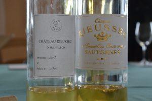 Chateau Rieussec primeur Sauternes
