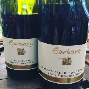 Ehrhart Pinots