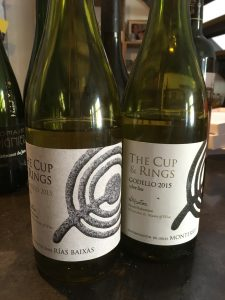 The Cup and Rings Albariño Godello