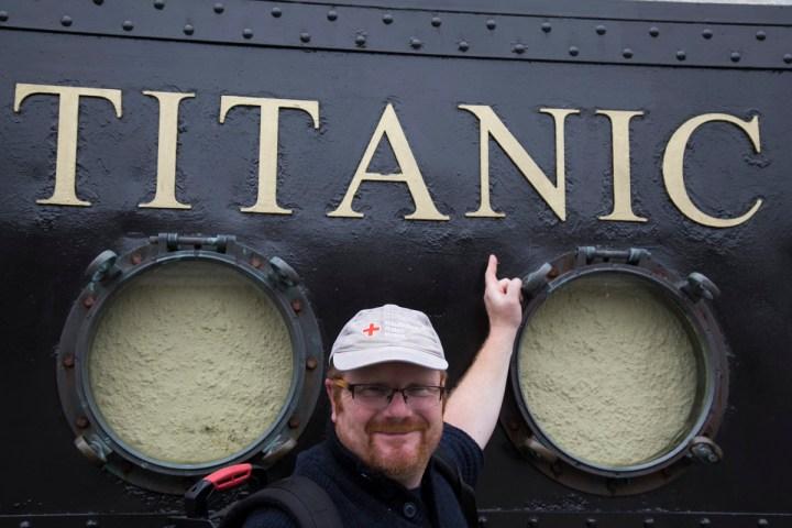 Chris und die Titanic