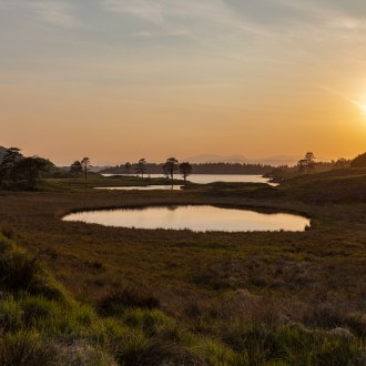 Sonnenuntergang Ring of Beara
