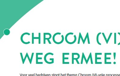 Chroom (VI): Weg ermee!