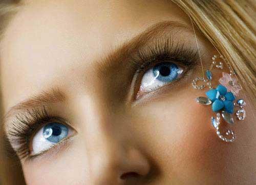 Schöne Augen - Schminken, Tipps & Anleitungen