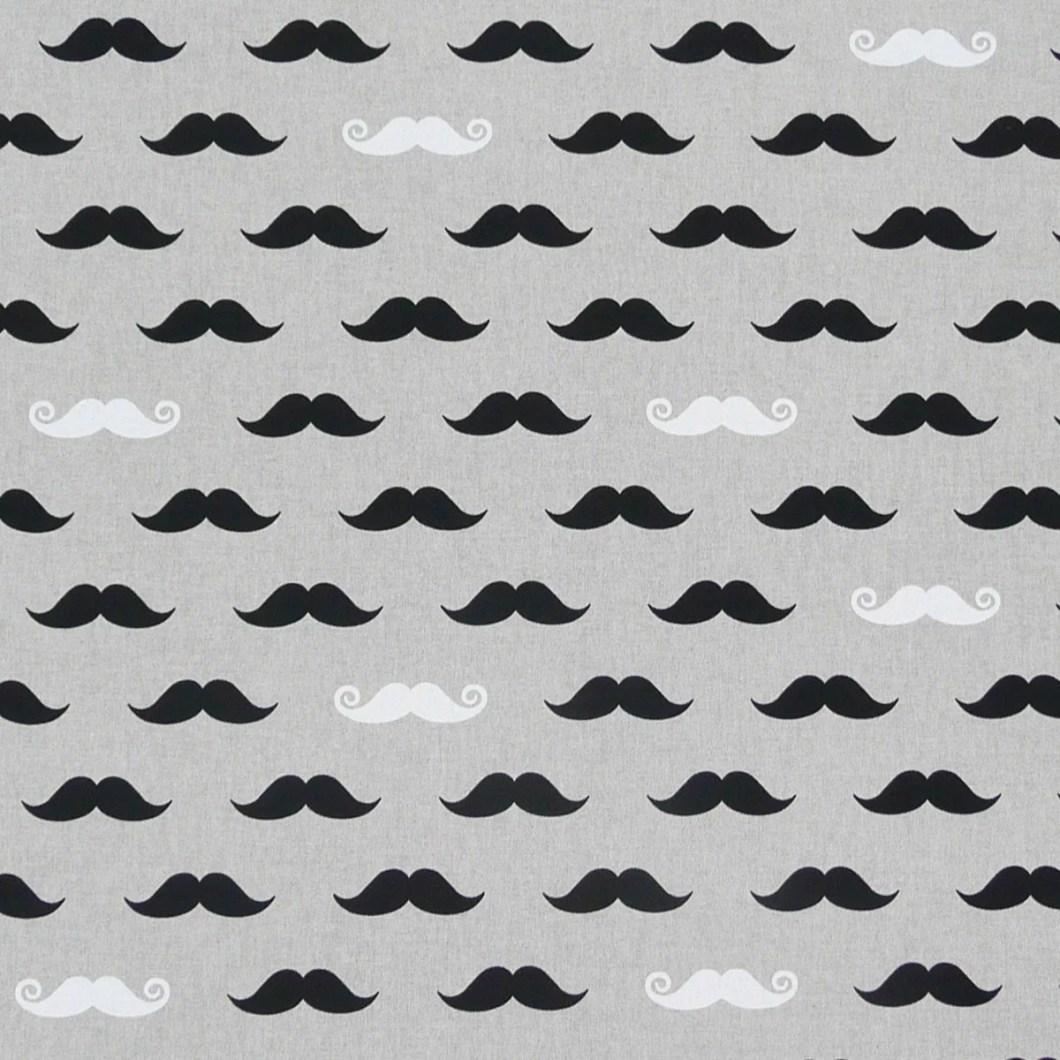 20868-Gardinenstoff-Stoff-Dekostoff-Meterware-Moustache-