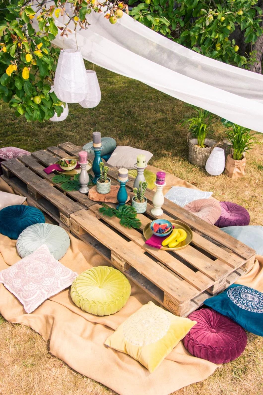 Trendwelt Outdoor Party