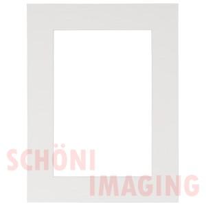 Passepartout Weiss 50x70 Cm Für Bild 30x45 Cm