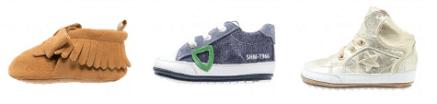 Schoenmaat omrekenen baby