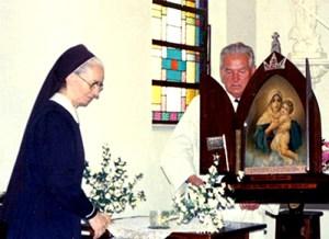 Irmã Teresinha e João Pozzobon 2