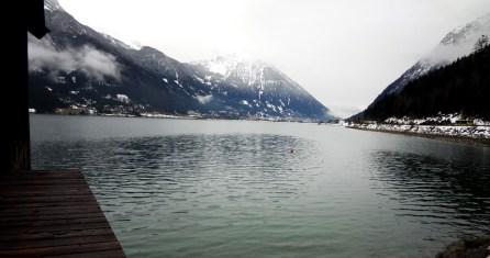 Achensee - Blick nach Maurach