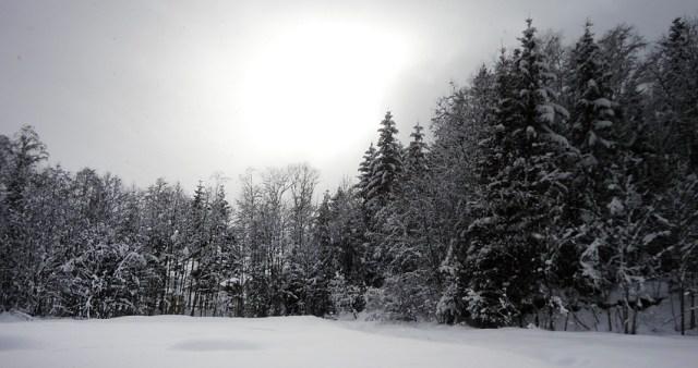 Winterlandschaft Achensee