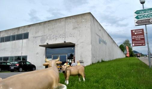 Käsekeller in Lingenau