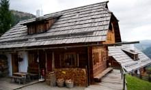 Hütte im Almdorf Seinerzeit
