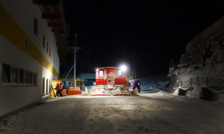 Master-Express in Serfaus Fiss Ladis
