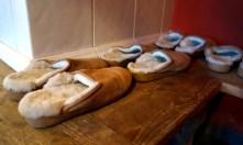 Warme Puschen in der Hexenseehütte