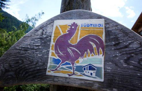In Südtirol sind die Betriebe des Roten Hahn ein Garant für regionale Produkte