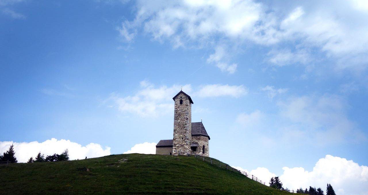 Kirche auf dem Vigiljoch