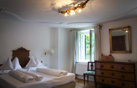 Wasmann Zimmer im Ottmanngut Meran