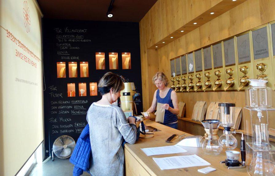 Kaffeerösterei 220 Grad - Salzburg