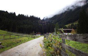 Wanderung zur Falbesoner Nockalm