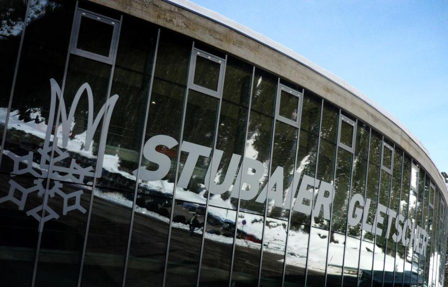 Neue Talstation Stubaier Gletscher