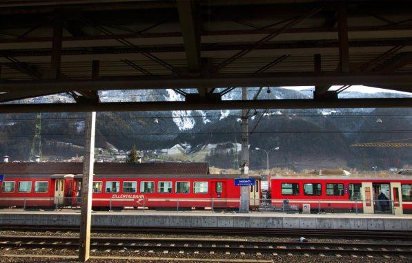 Zillertalbahn Jenbach - Tirol
