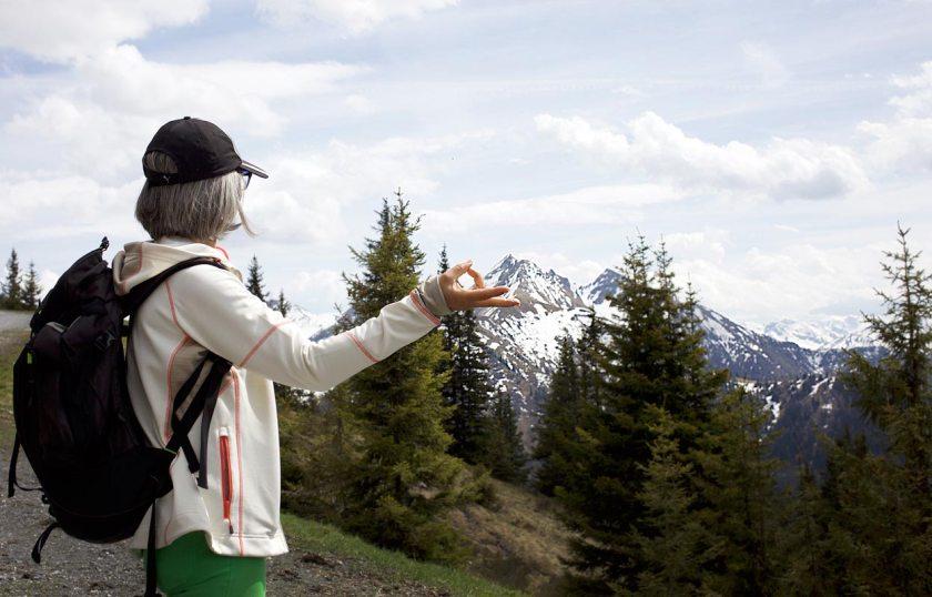 Elfi Mayr - Berge Gasteinertal