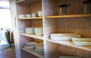 Küche Alpenloft Rosa Bad Gastein