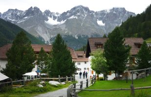 Schweiz Val S-Charl