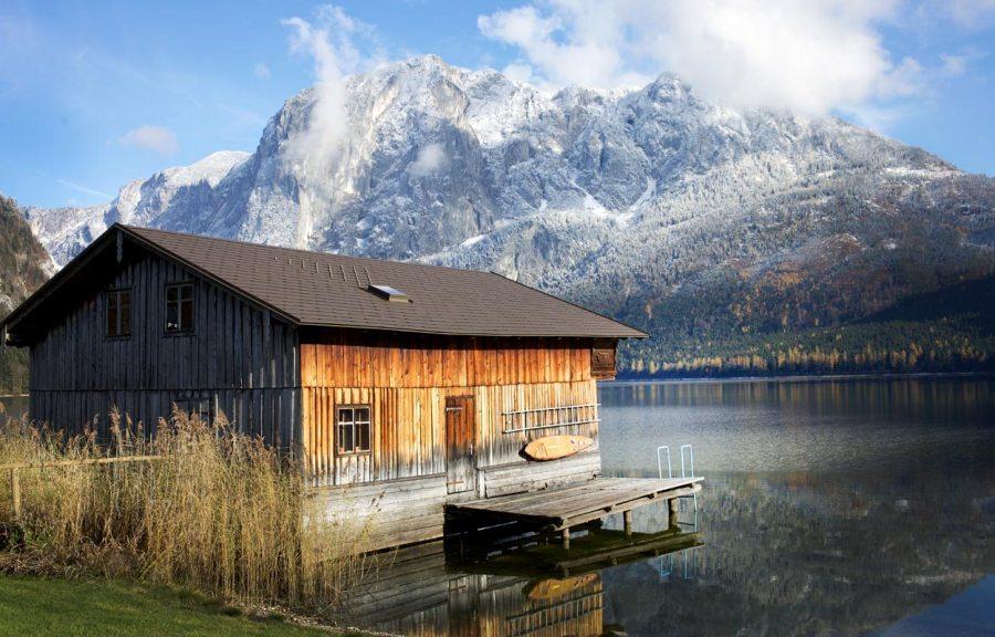 Bootshaus Altaussee