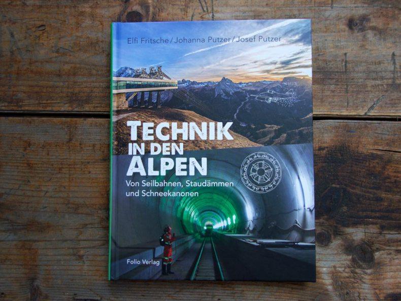 Buch Technik in den Alpen - Folio Verlag