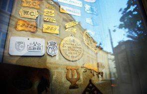 Schildermacher Bozen Schaufenster