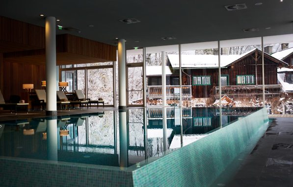 Vivamayr Altaussee Schwimmbad