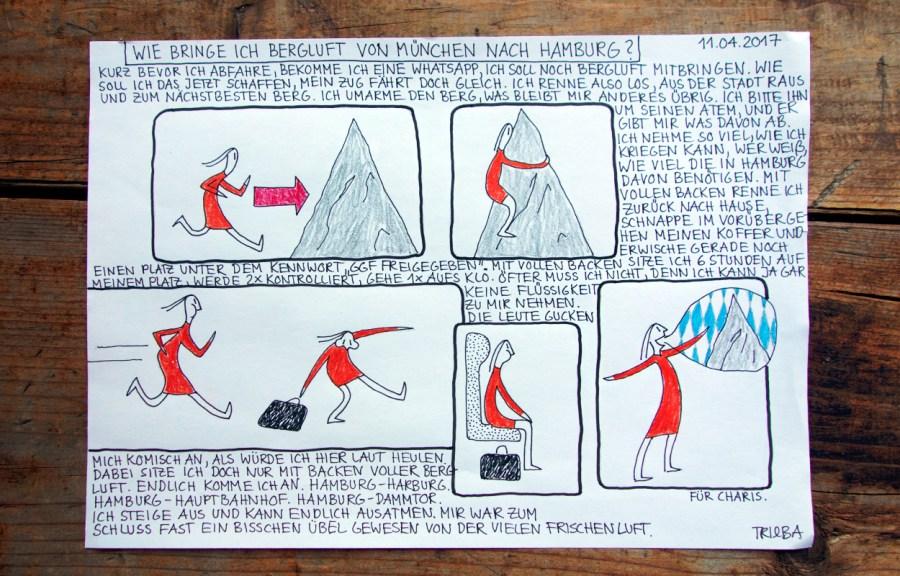 Comic von Anne Trieba