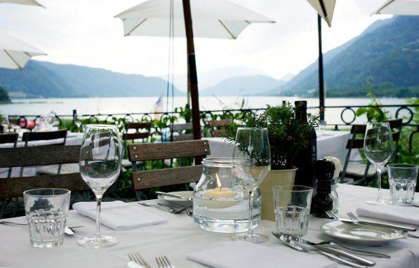 Blick zum Ossiacher See