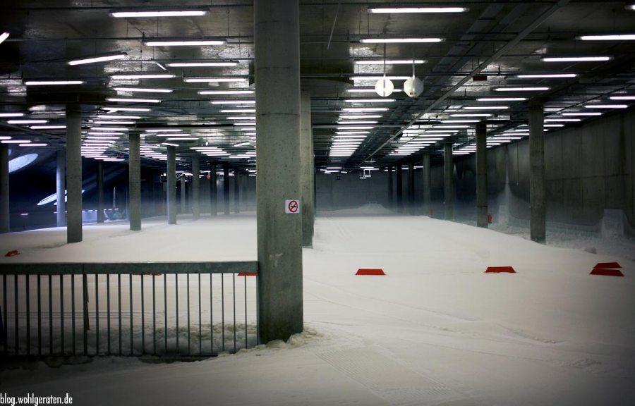 Nordic Ski Centre Planica - Parkhaus Langlaufpiste