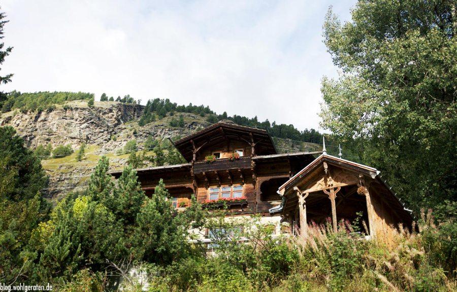 Altes Schweizerhaus – Pontresina – Graubünden