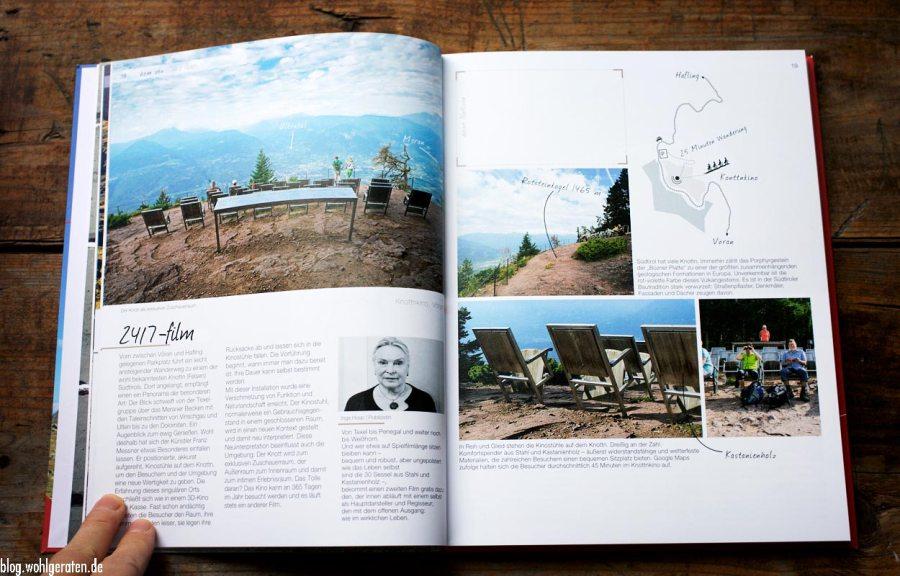 Schauplätze der Architektur in Südtirol - Knottnkino